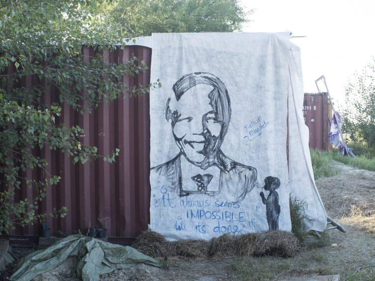 Mandela Day in der Seestadt Aspern