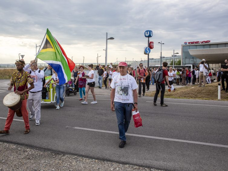 Das war der Nelson-Mandela-Tag in der Seestadt Aspern 2019!