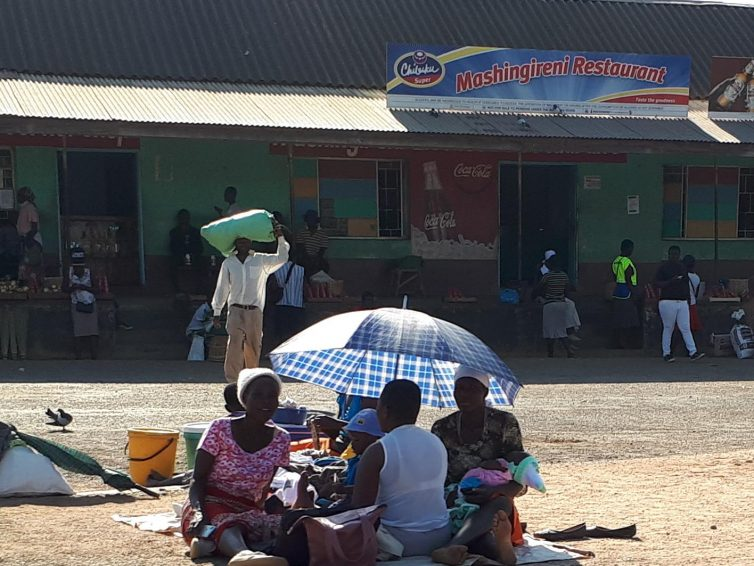 Forum Südliches Afrika, 19. September 2019: Zimbabwes Krise als Chance