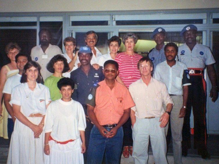 Abgesagt: Forum Südliches Afrika, 19. März 2020: Namibia 1990 – 2020