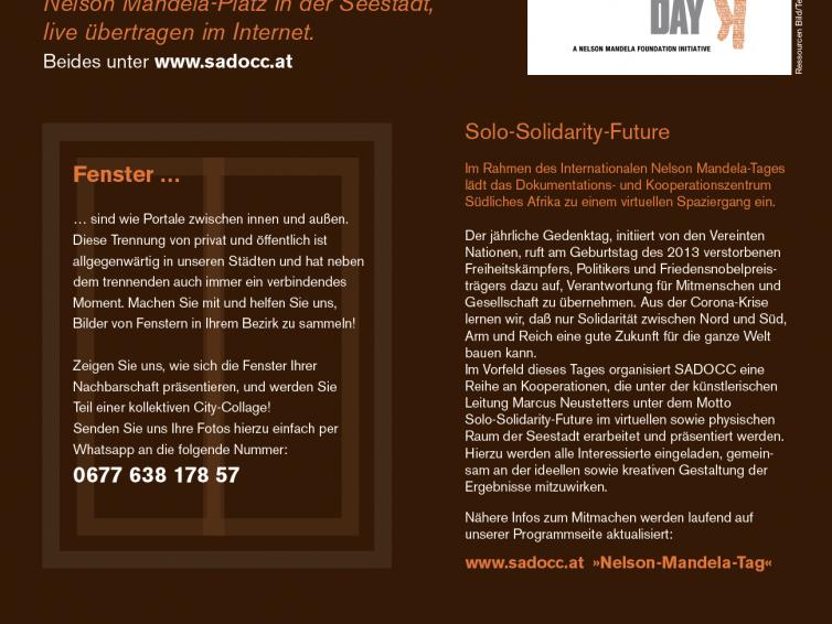 Nelson Mandela Tag 2020