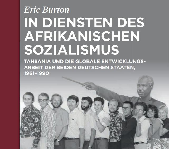Buchpräsentation 'In Diensten des Afrikanischen Sozialismus' von Eric Burton, 23. Oktober 2021